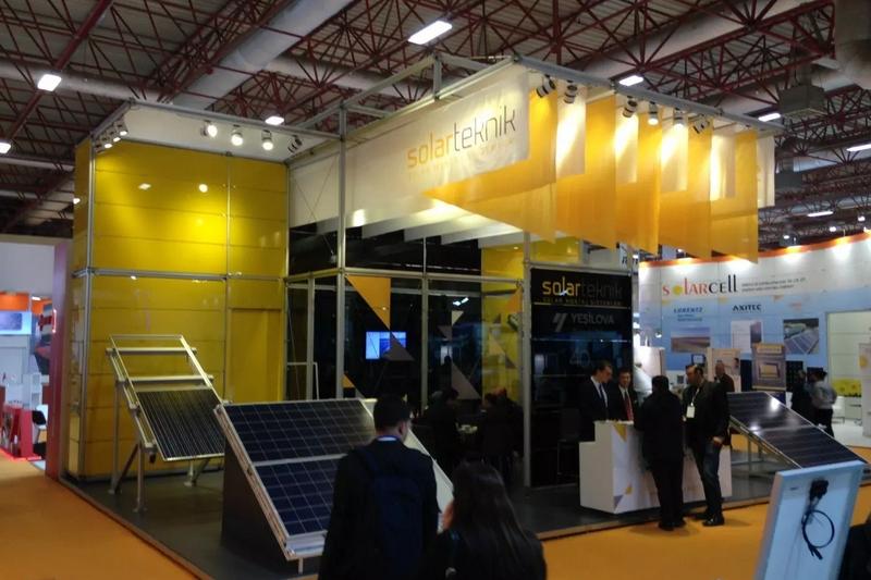 Solarex Fuarı'na İnform damgası