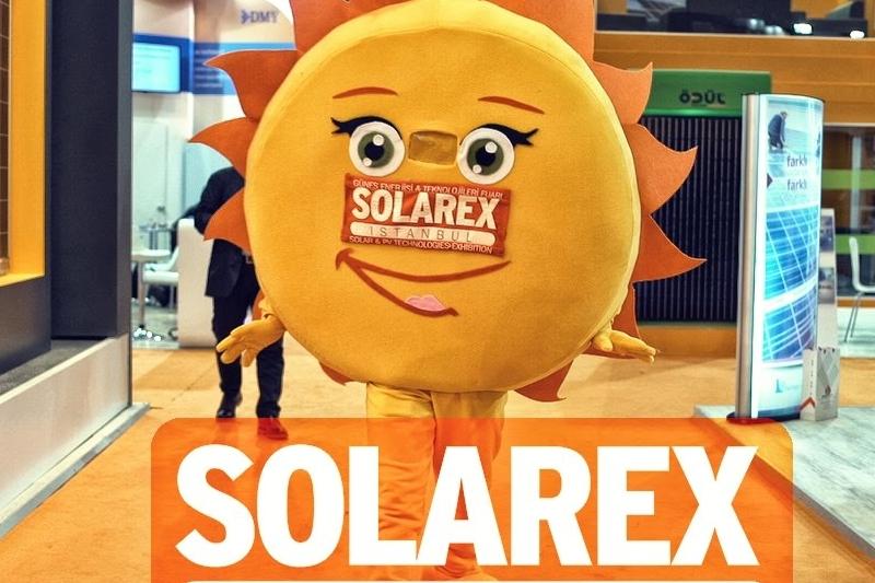 Güneş Enerjisi ve Teknolojileri Fuarı SOLAREX 2019 İstanbul'da Düzenlendi..