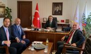 GÜNDER, GENSED ve GÜYAD, Enerji Bakanı Dönmez'i ziyaret etti