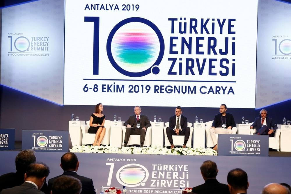 Türkiye Enerji Zirvesi Düzenlendi