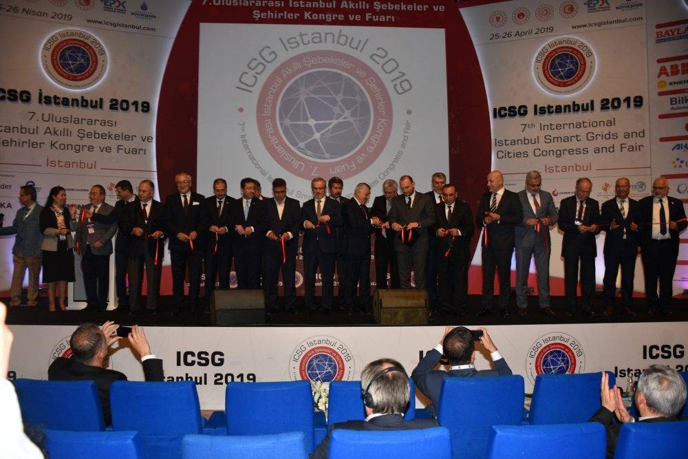 ICSG 2020 8-9 Nisan 2020 tarihlerinde Lütfi Kırdar Kongre Merkezi'nde gerçekleşecek
