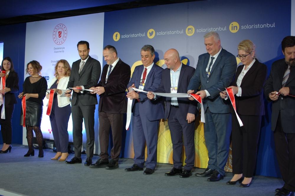 """Güneş Enerjisi Fuarı Ve Konferansı """"Solar İstanbul 2020"""" Düzenlendi."""