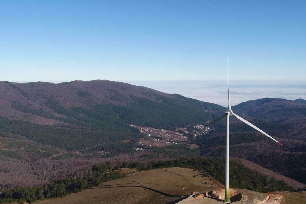 GÜRİŞ Holding ULU Rüzgâr Enerji Santrali elektrik üretimine başladı.